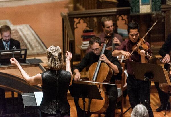 Bach's Double Violin Concerto - Brunswick