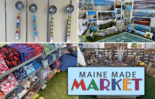 Maine Made Market Final Show this Season