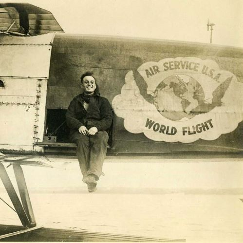 Taking Wing: A Century of Flight in Brunswick-Topsham - A Virtual Exhibit Tour by the Curator